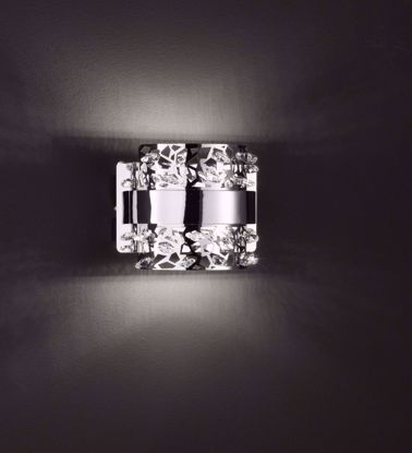 Picture of KRIS Chrome LED Wall Sconce