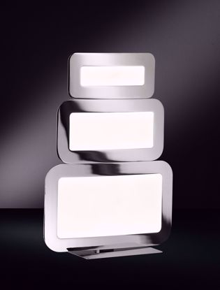 Picture of SAGA Chrome LED Table Lamp